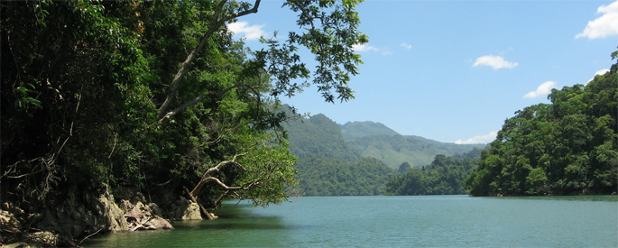 Ba Be Lake, Ba Be National Park