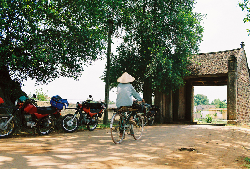 Ancient Gate of Duong Lam Village