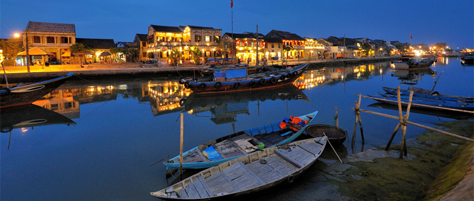 Hoi An Ancient Town (World Heritage)