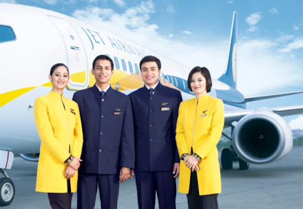jet airways india vietnam