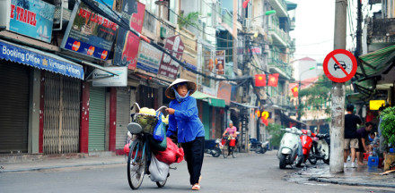 ha noi old quarter
