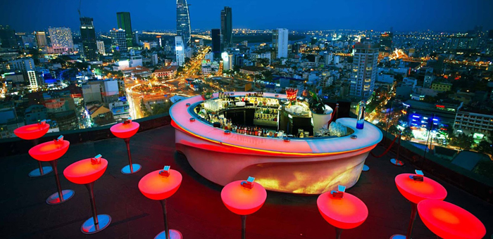 SGN Chill Skybar