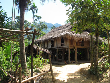 Homestay at Pu Luong Nature Reserve