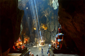 Marble Mountains in Da Nang