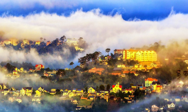 Dalat Tour from Saigon