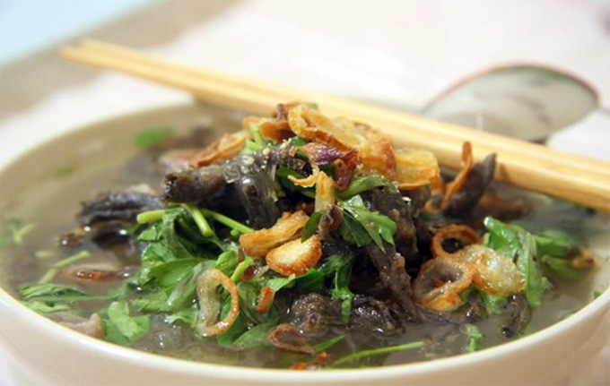 Eel Vermicelli - a must to eat in Ninh Binh
