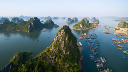 islands in quang ninh