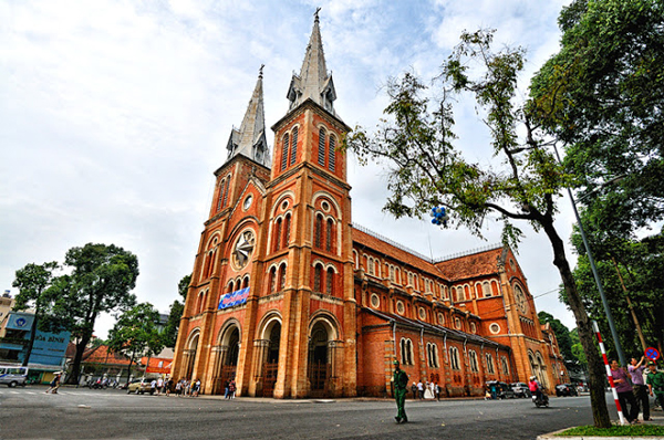Notre Dame Cathedral – Ho Chi Minh City