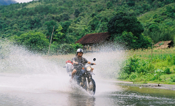 Vietnam Motobike Tour with Yang at Indochina Charm Travel