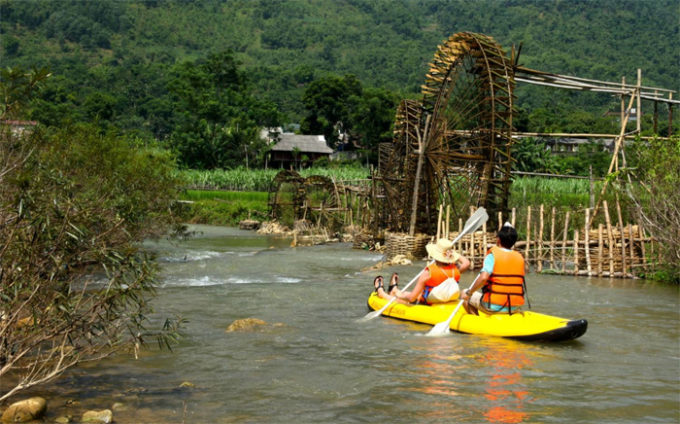 Honeymoon to Pu Luong Nature Reserve, Vietnam