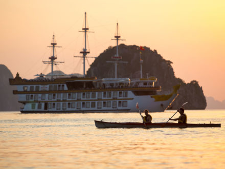 Halong Bay Tour with Dragon Legend Cruise