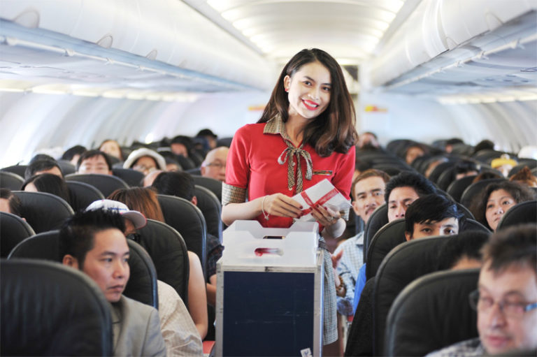 Direct Flights to Vietnam from India by VietJet