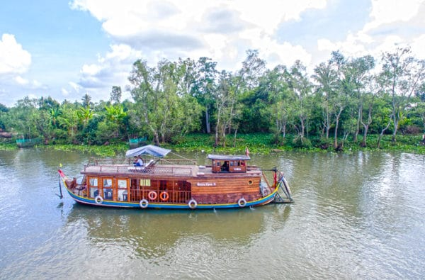 Mekong Delta Tour Can Tho Sa Dec with Gecko Eyes Houseboat