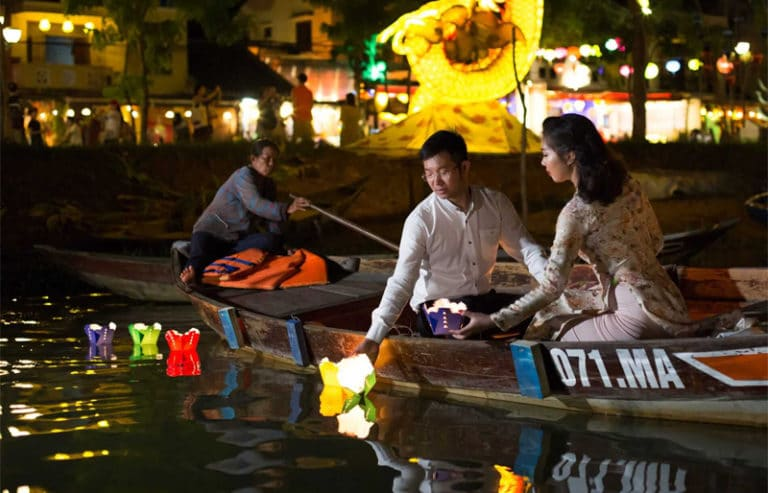 Romantic Things to Do in Hoi An