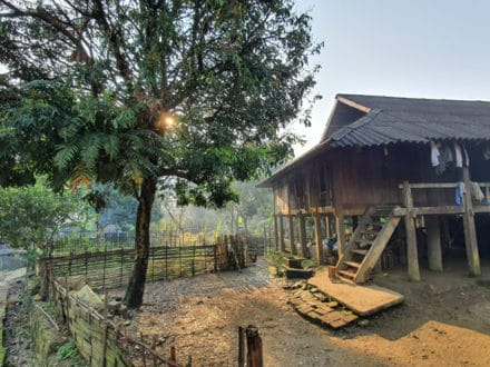 Lung Van Homestay, Tan Lac, Hoa Binh